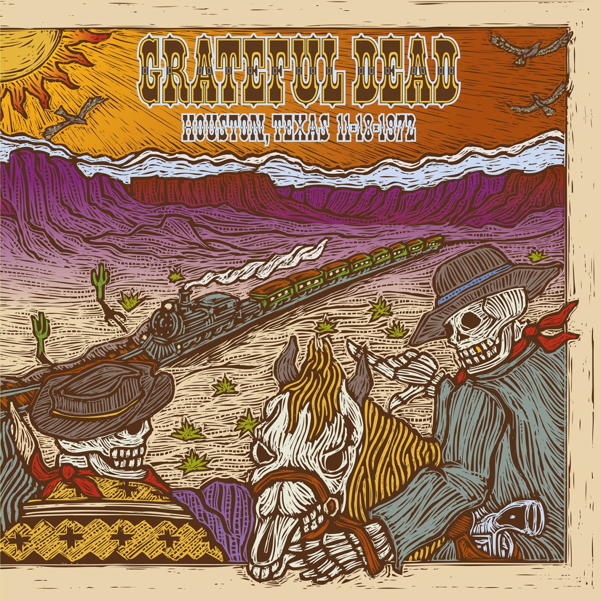 black friday record store day preview u2013 grateful dead flaming