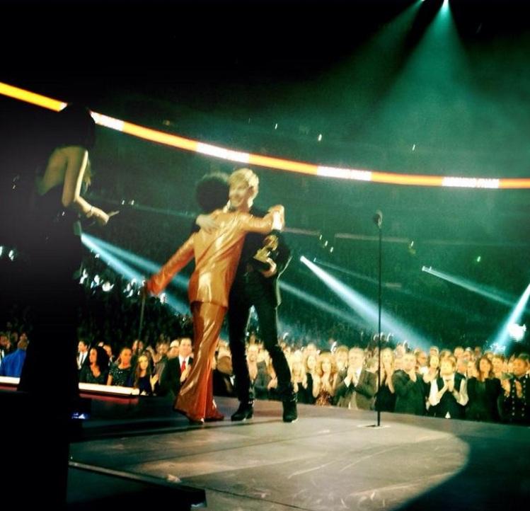 Beck Prince Grammy