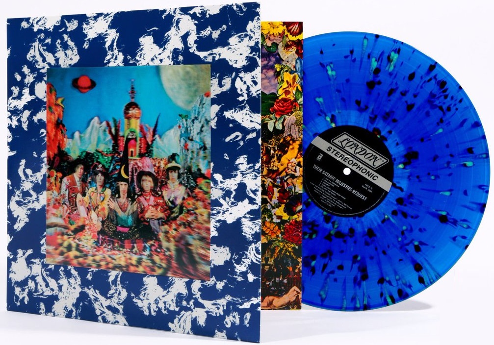 rolling stones �their satanic majesties request� to be